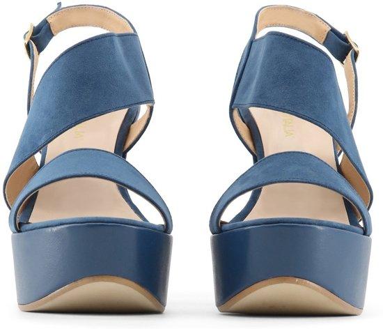 Made In Italia - Sandalen Vrouw Fiammetta Blue VdZZ573A