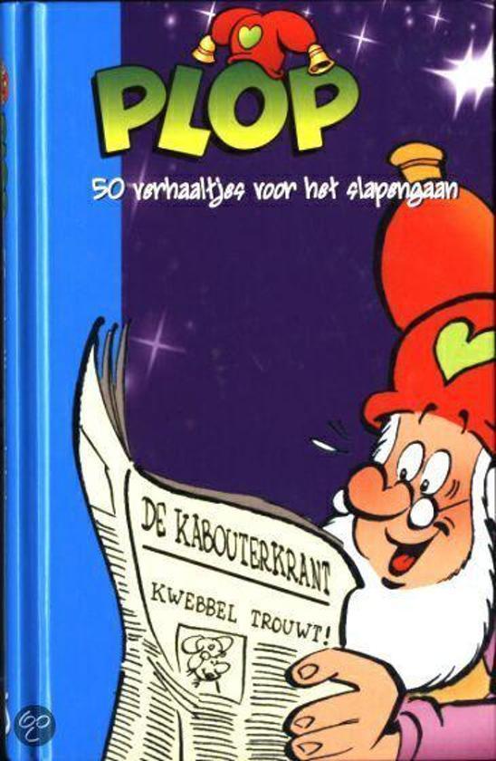 Boek cover Kabouter Plop 50 verhaaltjes voor het slapen gaan deel 6 van D. Verbiest (Hardcover)