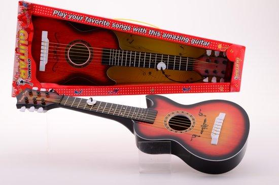Speelgoed Gitaar 60 cm - Muziekinstrument