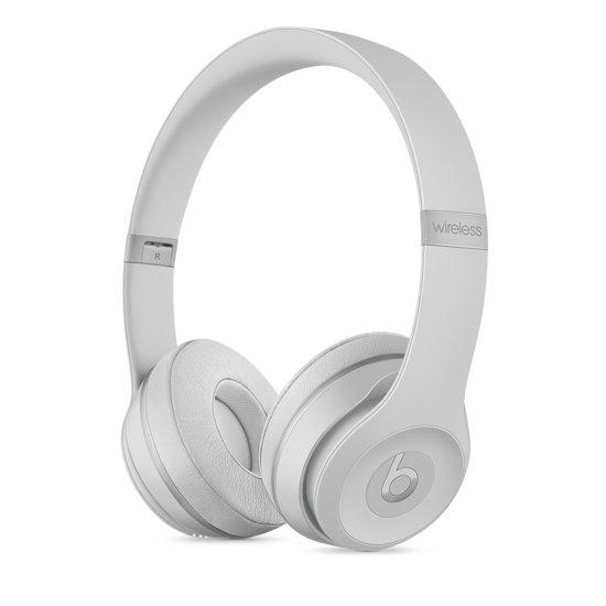 Beats Solo3 Wireless On-Ear Hoofdtelefoon - Matte Zilver