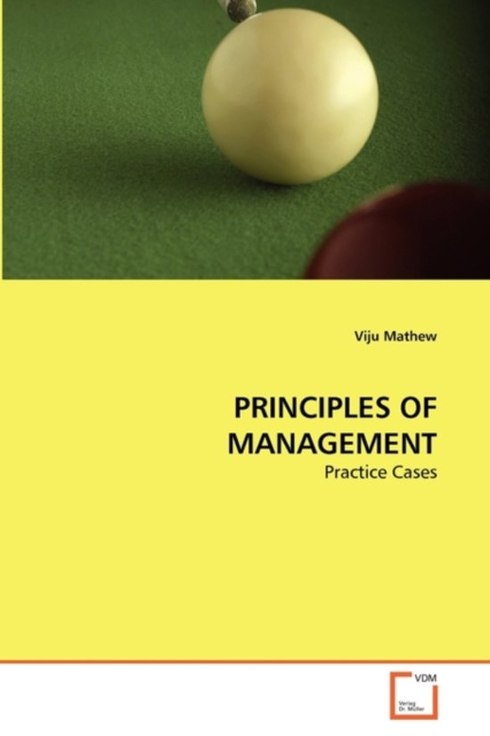 principles practice of management Homework help in management from cliffsnotes need help with your business and management homework and tests these articles can enhance your knowledge of mana.