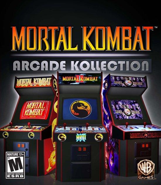 Mortal Kombat Arcade Kollection - Windows kopen