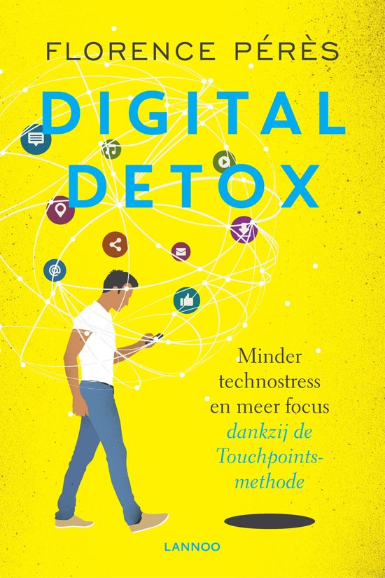 Digital detox - minder technostress en meer focus dankzij de Touchpoints methode