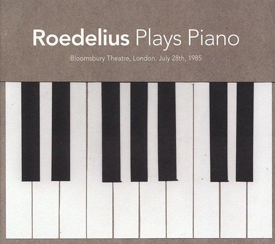 Plays Piano