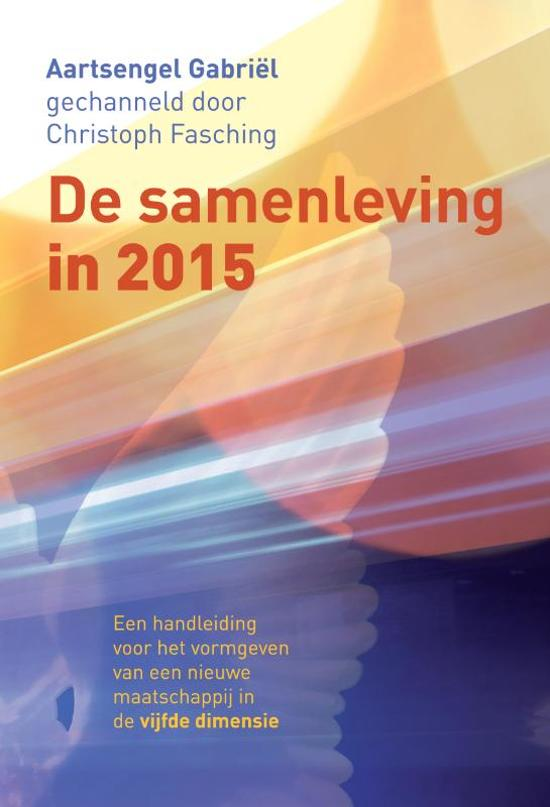 De samenleving in 2015