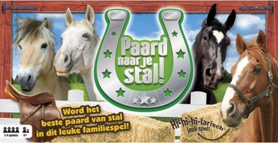 Erger je niet Paard naar je stal