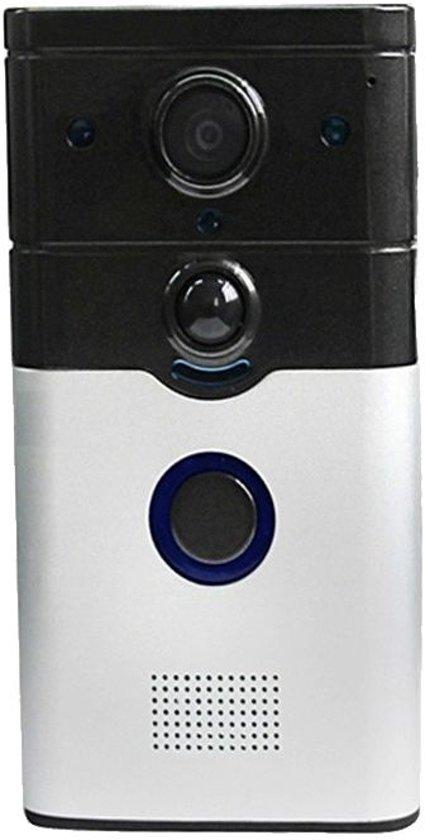 Bolcom Smart Wifi Draadloze Deurbel Hd Camera 720p
