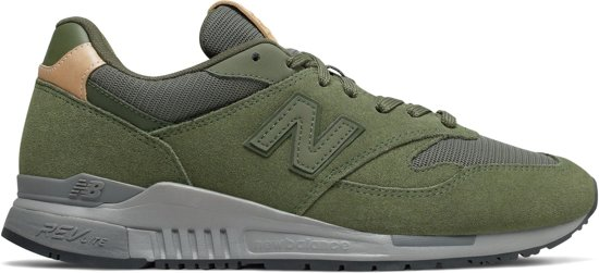 new balance grijs groen