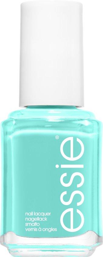 essie turquoise & caicos 98 - groen - nagellak