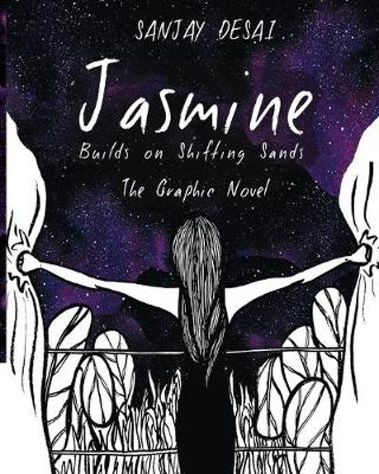 Jasmine Builds on Shifting Sands: The Graphic Novel