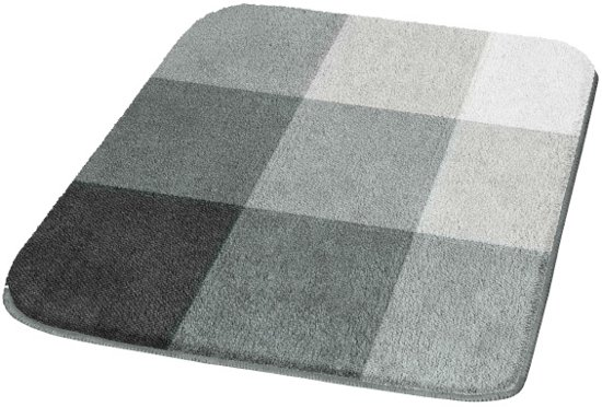 Kleine Wolke - Badmat Square antraciet 55x65cm