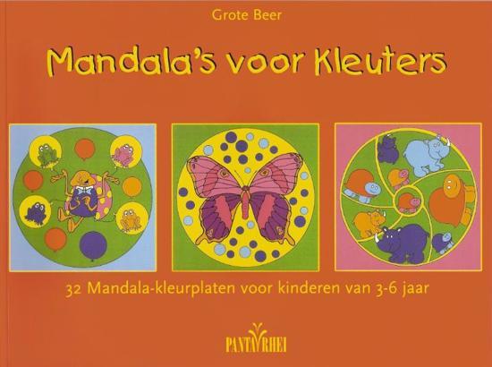 Mandala Kleurplaten Boek.Bol Com Mandala S Voor Kleuters Grote Beer 9789076771236 Boeken