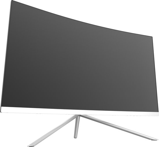 Denver Electronics MLC-2701 27'' Full HD LED Gebogen Wit computer monitor