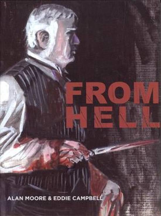 Boek cover From Hell van Alan Moore (Paperback)