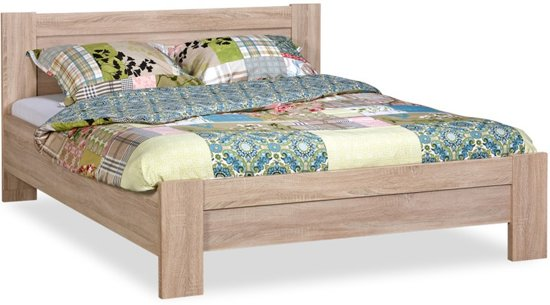 Tweepersoonsbed 220 180.Bol Com Beter Bed Select Bed Texel Lengte 220 Cm Breedte 180