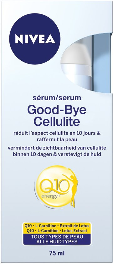 NIVEA Good-Bye Cellulite Serum - 75 ml