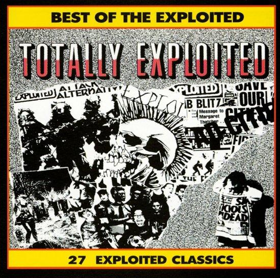 Best Of The Exploited: Totally Exploited