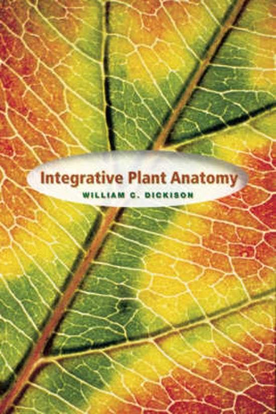 bol.com | Integrative Plant Anatomy | 9780122151705 | William C ...