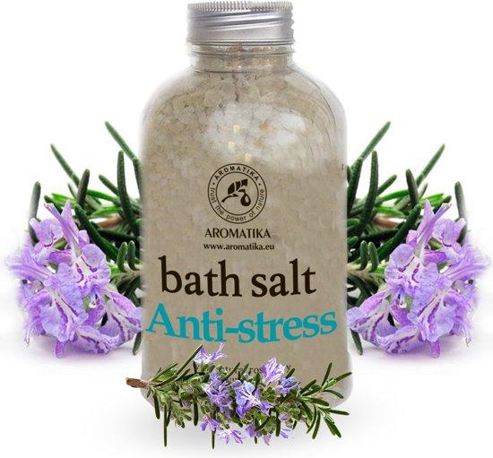 Badzout Anti Stress Tegen Acne Droge Huid Spierpijn Vermoeidheid Goed Voor Persoonlijke Verzorging Huidverzorging Aromatherapie