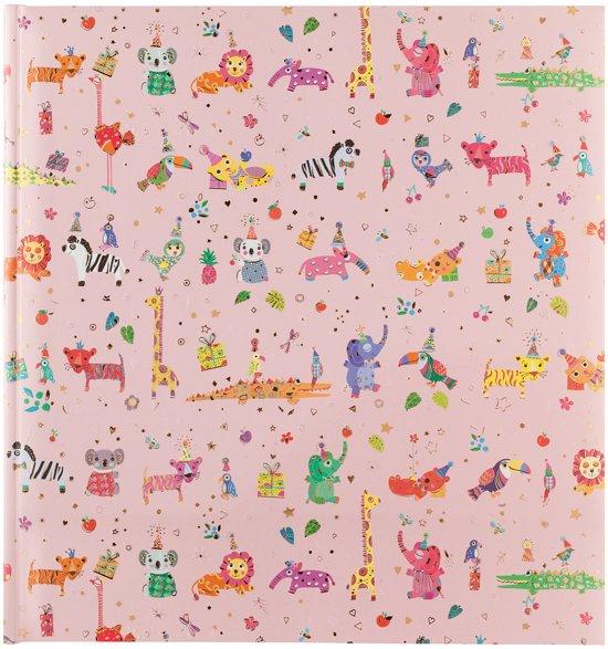 Bolcom Goldbuch Gol 15441 Turnowsky Babyalbum Baby Pets Pink Als