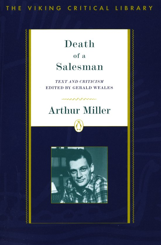 willy lomans tragedy in a death of a salesman by arthur miller
