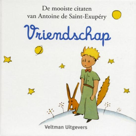 Bolcom De Kleine Prins De Kleine Prins Vriendschap