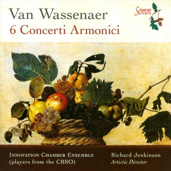 6 Concerti Armonici