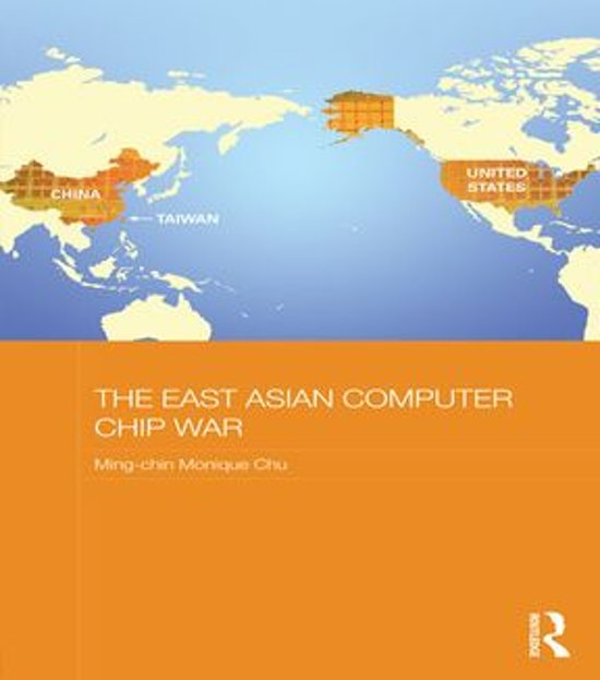 The East Asian Computer Chip War