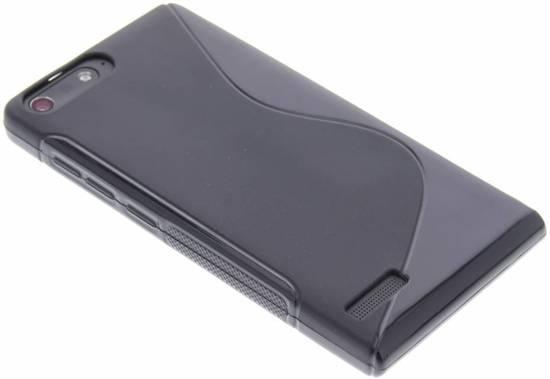 Gris Etui En Silicone Dur Pour G6 Huawei Ascend YEjfB