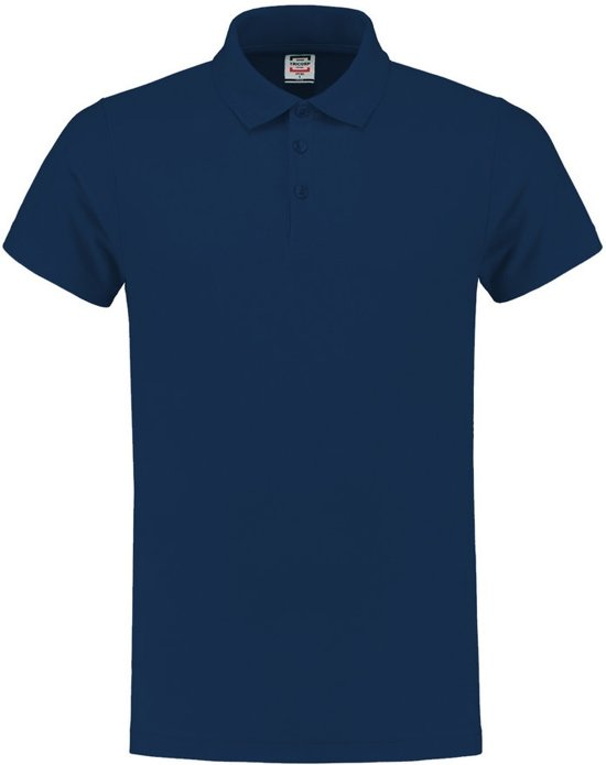 201005 S Maat Casual Tricorp Fitted Poloshirt Ink tqUnT6x