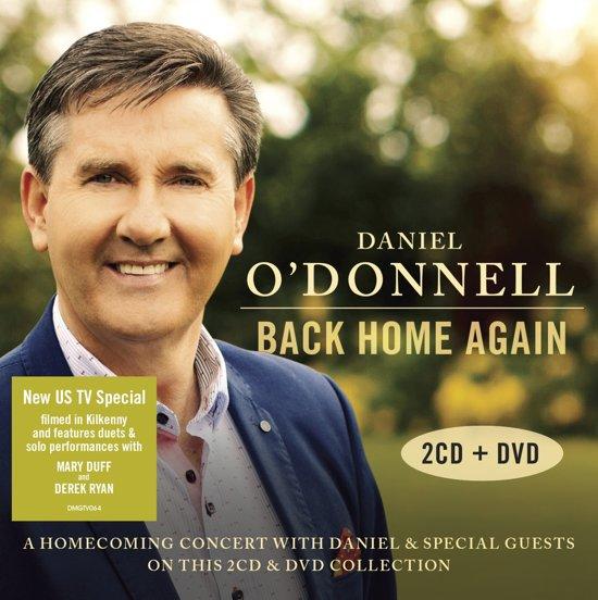 Back Home Again -Cd+Dvd-