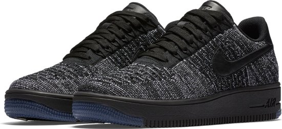 nike air force 1 zwart wit dames