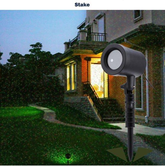 Bol Com Outdoor Laser Spotlight Laserlicht Systeem 1000en Sterren