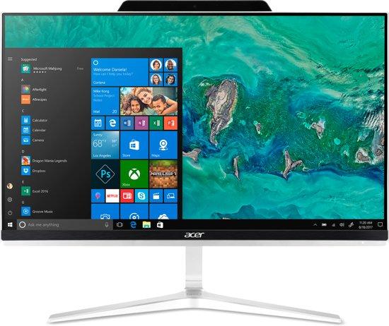 Acer Aspire Z24-890 I7548 - All-in-one desktop - 23.8 inch
