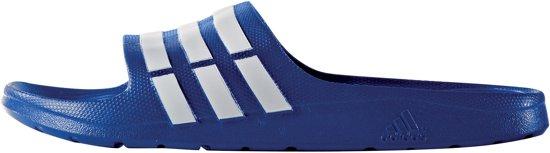 Duramo Maat Slide Slippers Blauw Unisex wit Adidas 42 dgIwTqI4