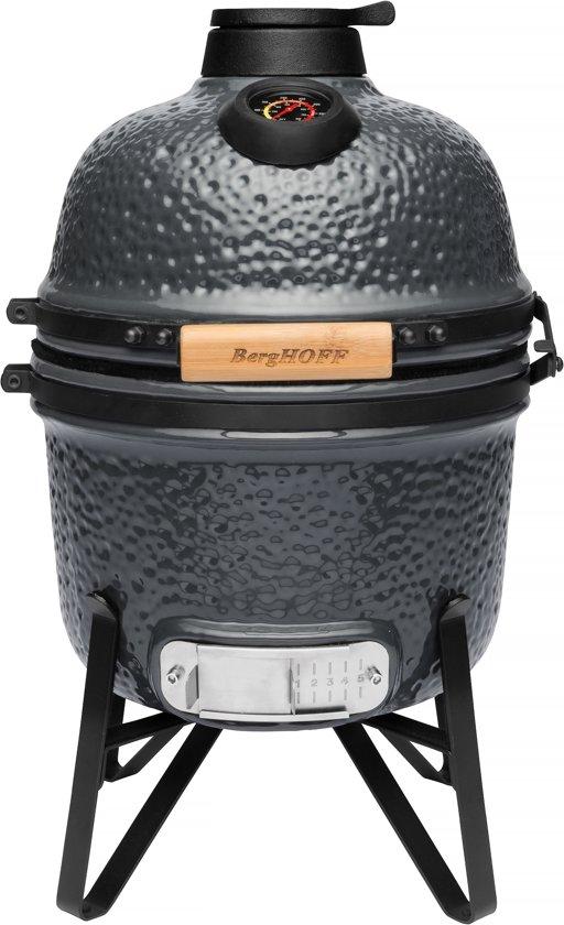 Bbq Bol Com.Berghoff Keramische Barbecue Small Grijs