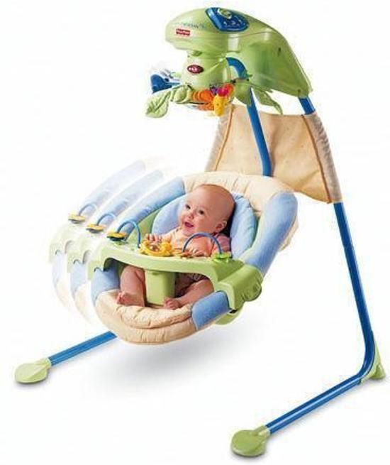 Ongekend bol.com | Fisher-Price Babygear Schommelstoel IP-92