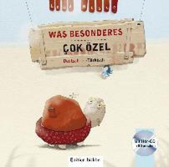 Was Besonderes. Kinderbuch Deutsch-Türkisch