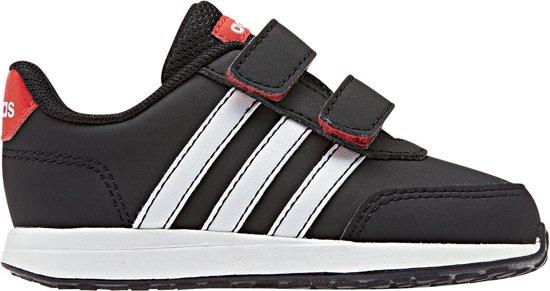 4c00bad853c adidas VS Switch 2.0 CMF Sneakers Junior Sneakers - Maat 25 - Unisex -  zwart/
