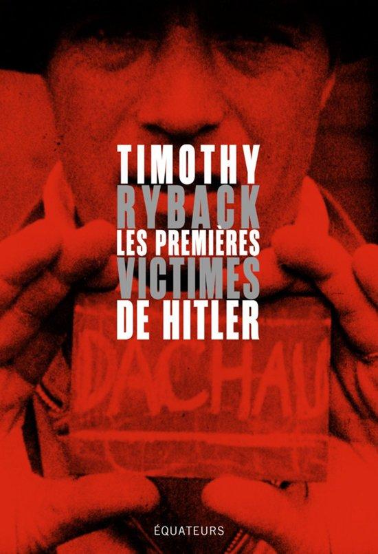 Les premières victimes de Hitler (En quête de justice)