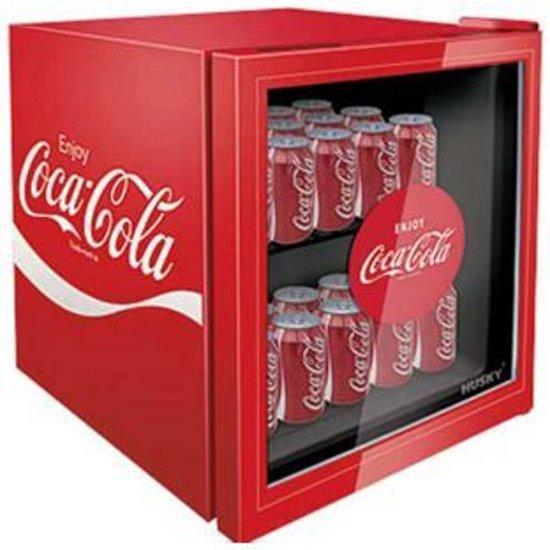 Uitgelezene bol.com | Husky Coca-Cola - Horeca koelkast DB-95