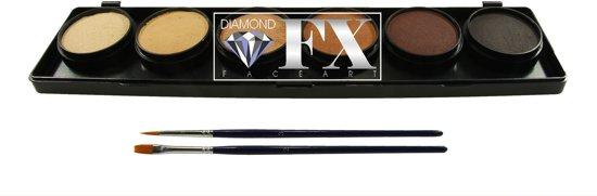 Diamond FX Skin Palet - Schmink