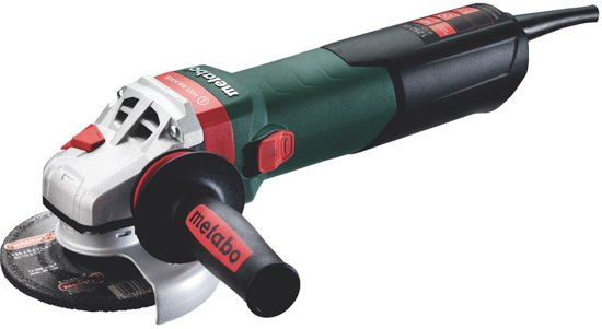 Metabo Haakse Sl Wba12-125-Q 1250W 125mm