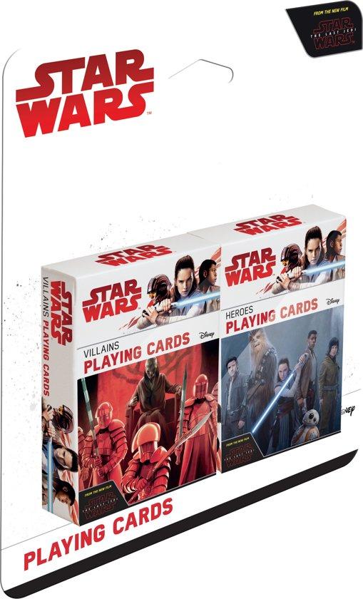 Afbeelding van het spel Star Wars Episode 8: The last Jedi - Heroes & Villains double blister