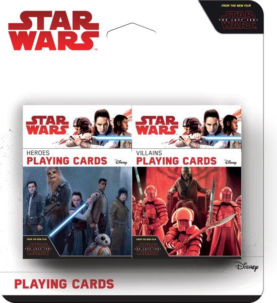 Thumbnail van een extra afbeelding van het spel Star Wars Episode 8: The last Jedi - Heroes & Villains double blister