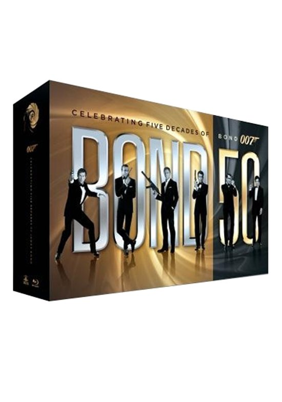 James Bond - 50th Anniversary Dvd Collection