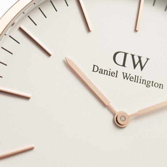 Daniel Wellington Classic Canterbury Horloge 40 mm