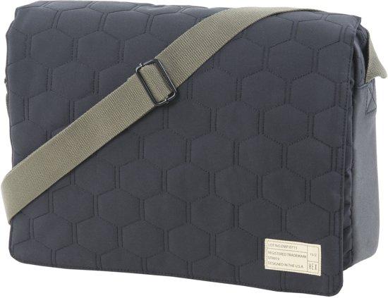 Bag Black Quilt Hex Schoudertas Messenger 5Ixq1qZw
