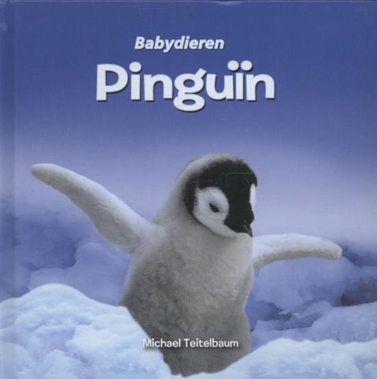 Babydieren Pinguïn