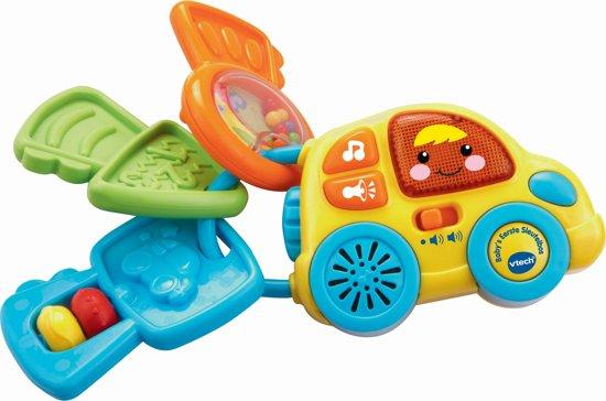 VTech Baby Baby's Eerste Sleutelbos - Grijpspeelgoed